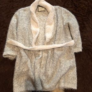 Abercrombie and Fitch robe